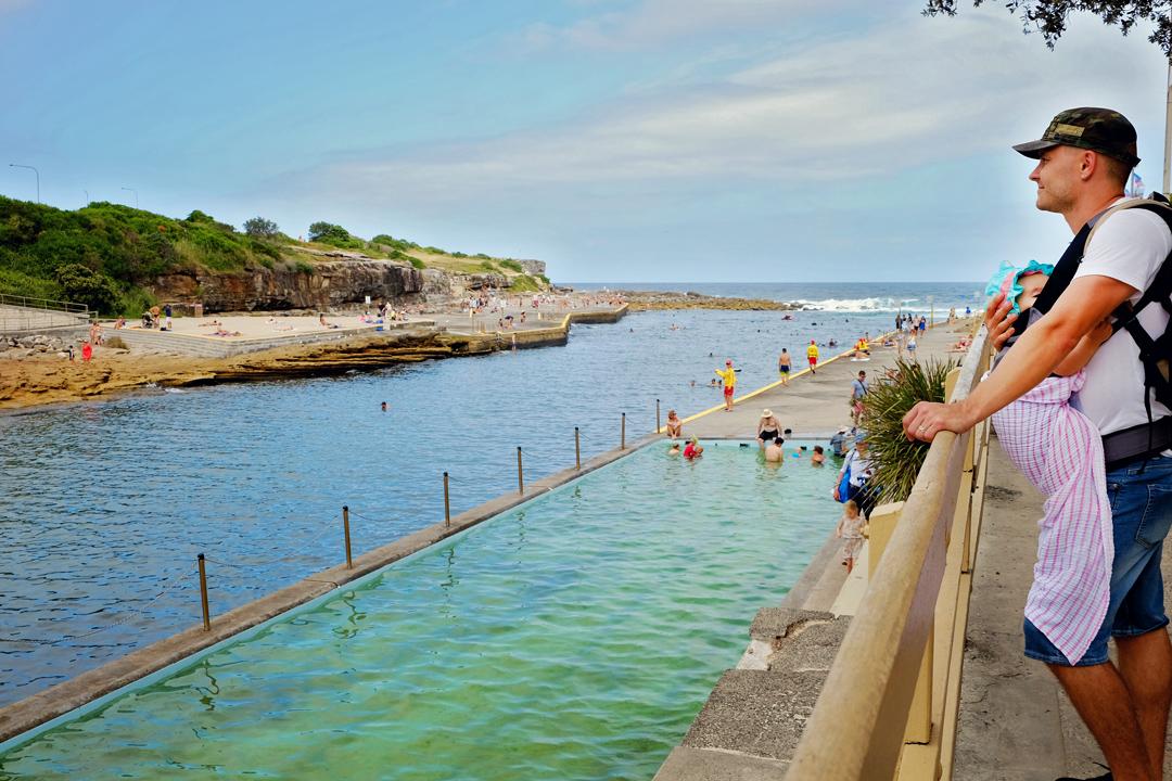 Clovelly Beach Sydney Australia