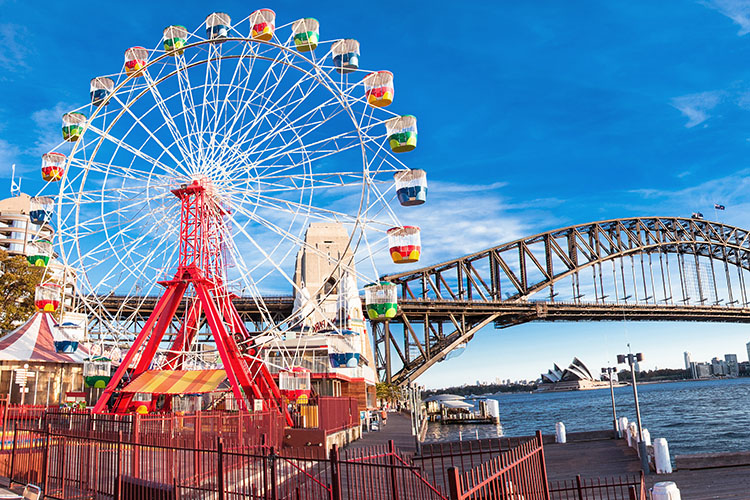 Luna park: what to do in sydney with kids