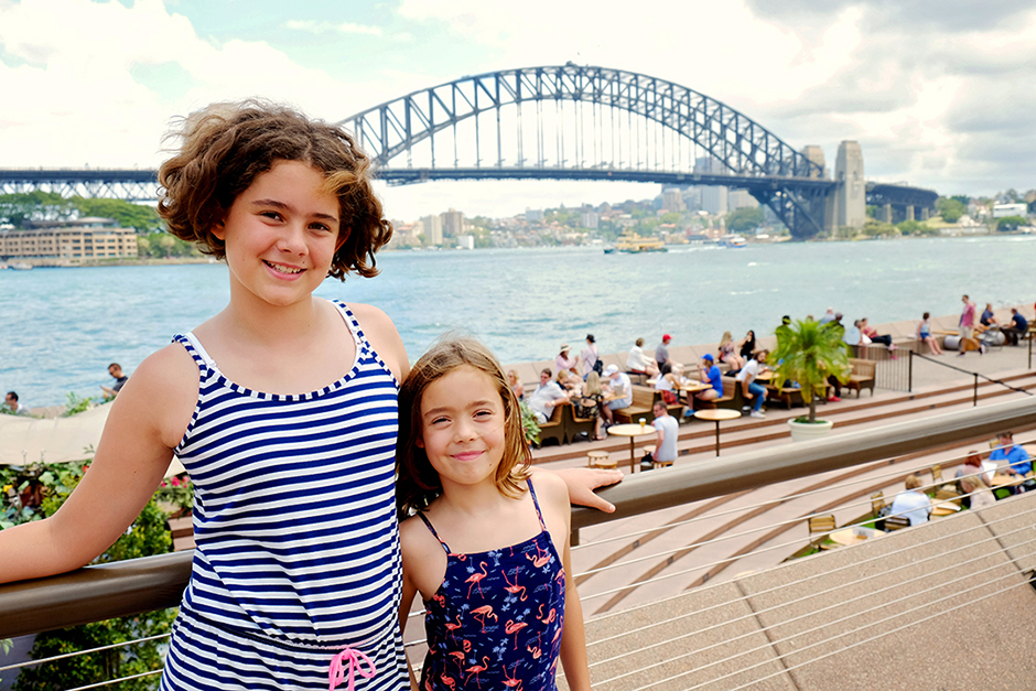 Sydney Harbour with Kids