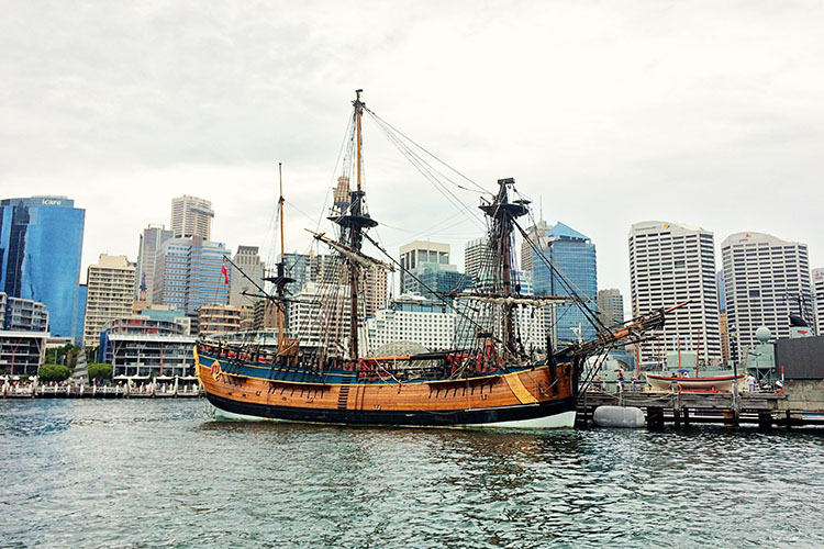 Sydney Tallships: sydney attractions for kids