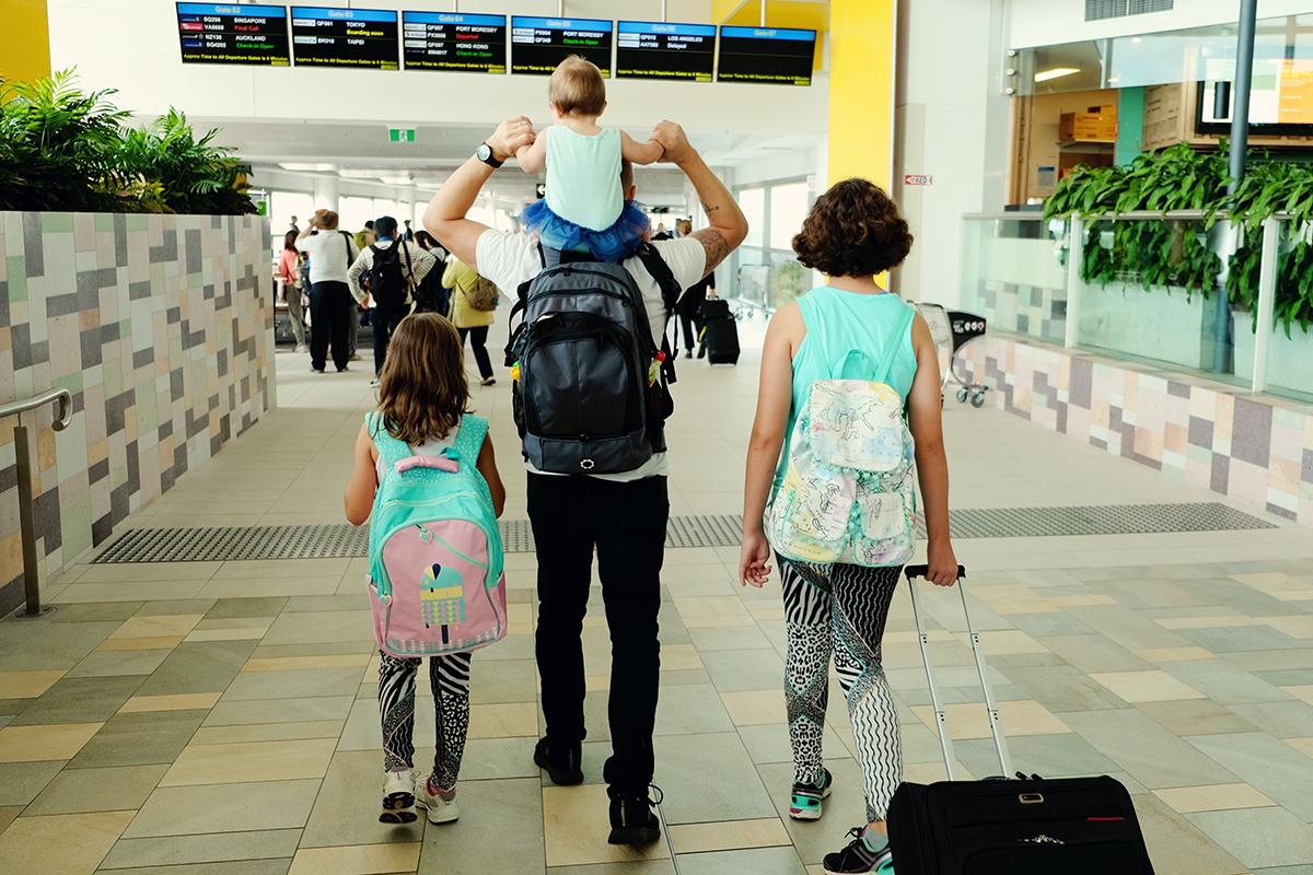 kids flying tips
