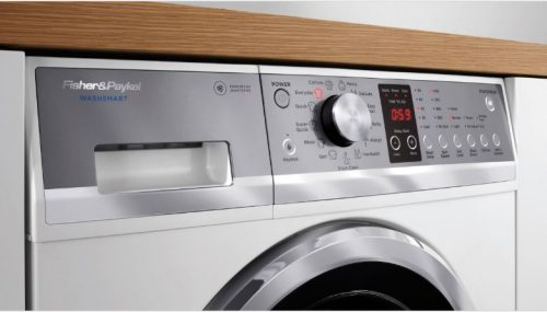 Fisher & Paykel 8.5kg Front Load washing machine review