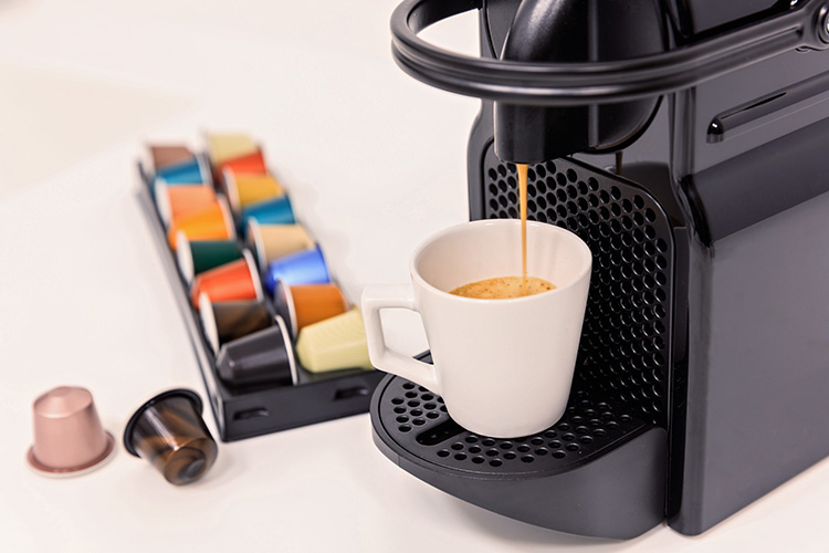 Pod/Capsule Coffee Machine