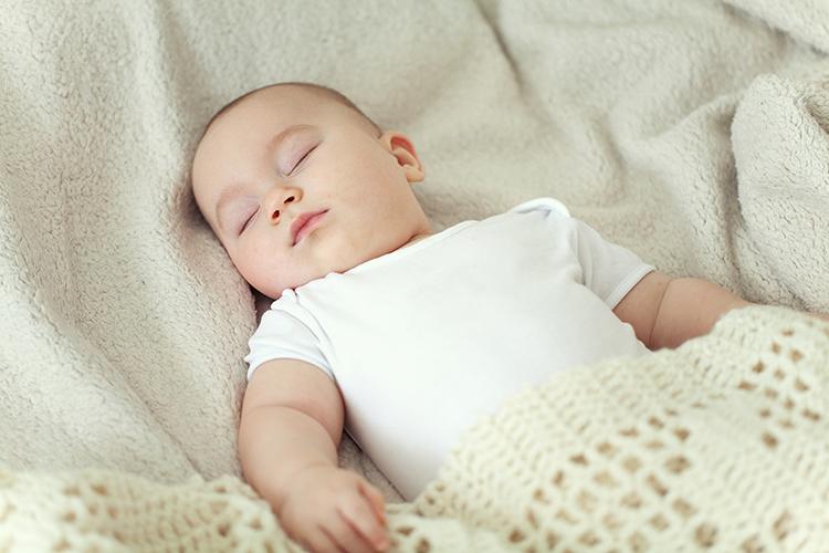 baby 4 months sleep