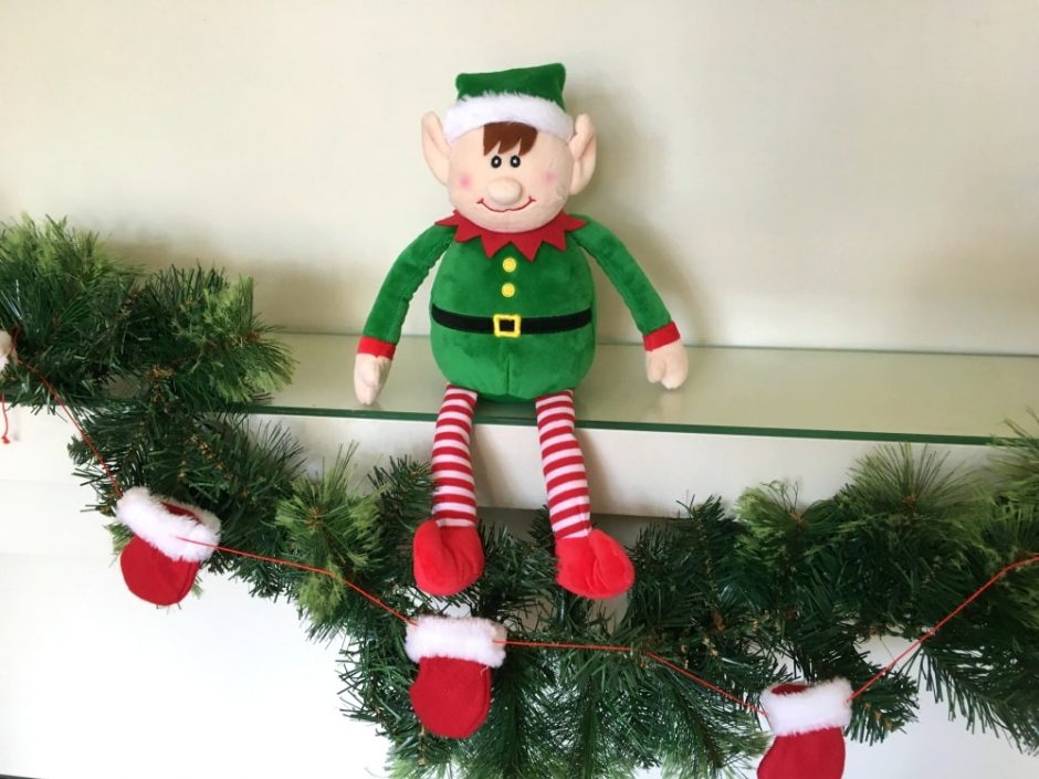 alternative to elf on the shelf