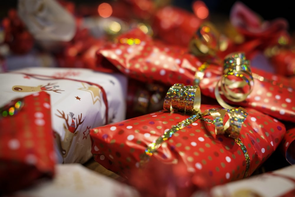present games to play at christmas