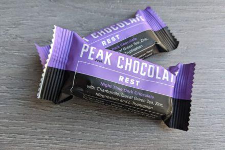 peak rest chocolate review