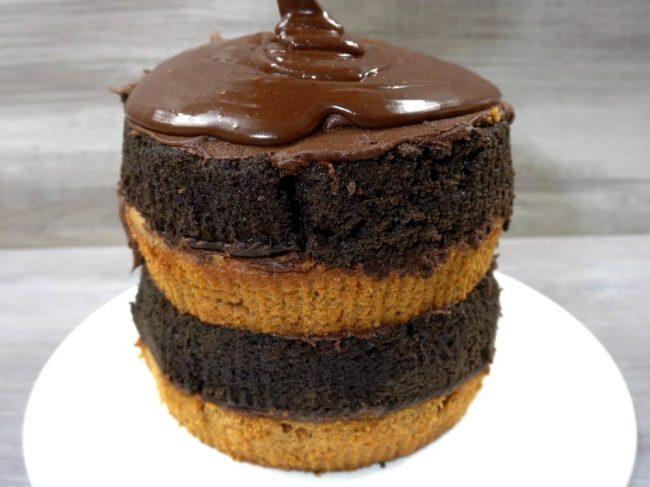 chequerboard cake